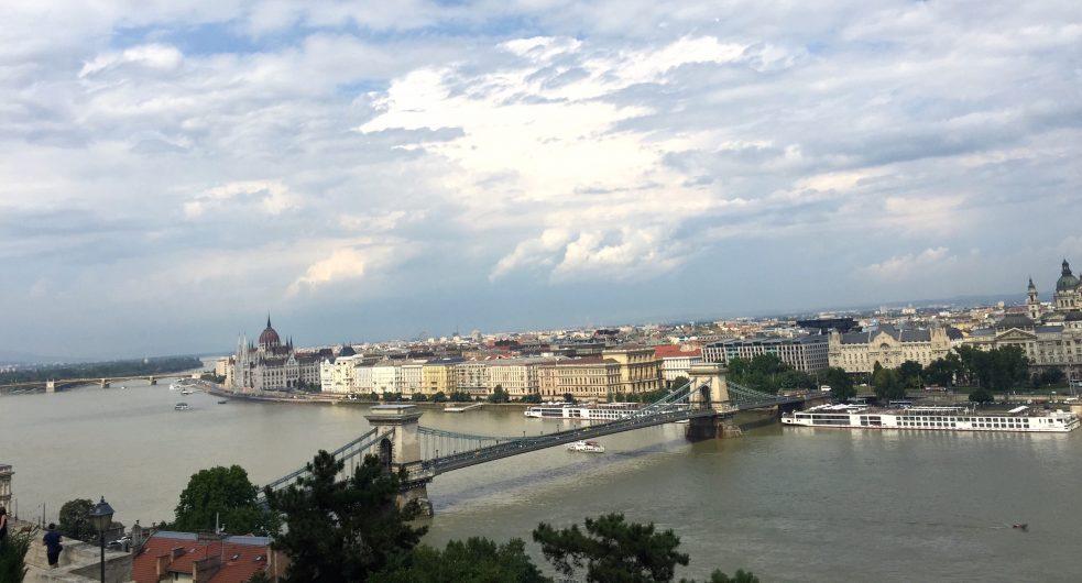 Doğu Avrupa'nın incisi Budapeşte