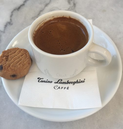 Greek coffee nam-ı diğer Yunan kahvesi