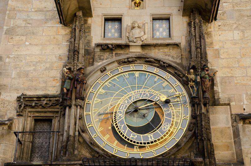 Dünyanın bilinen en eski çalışan saati
