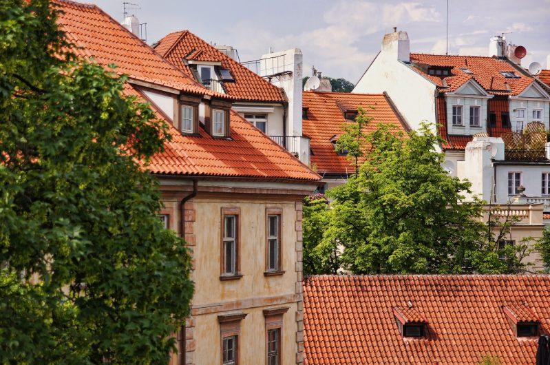 Prag 1.bölgede konaklama fiyatları daha yüksek
