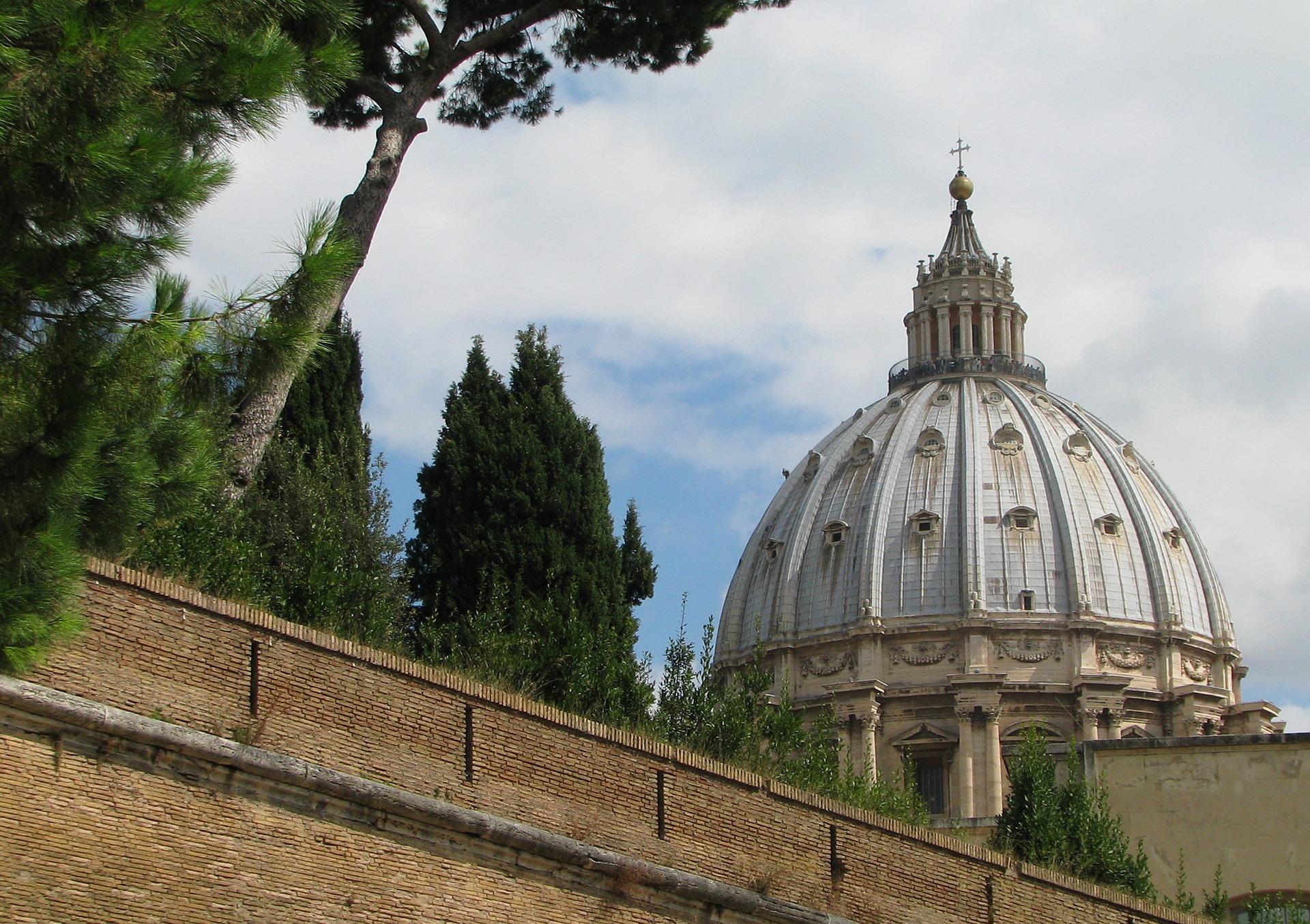 vatikan gezilecek yerler 1