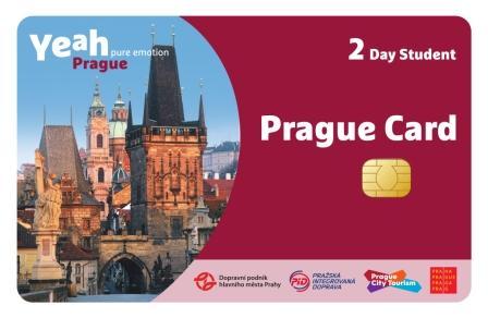 Öğrenciler için Prag Kart