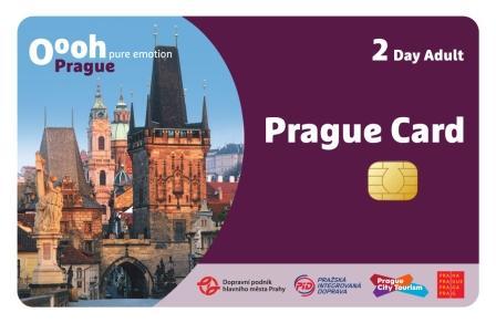 Yetişkinler için Prag Kart