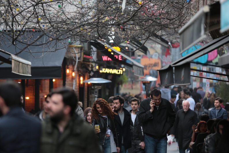 Karaköy'ün en popüler mekanları