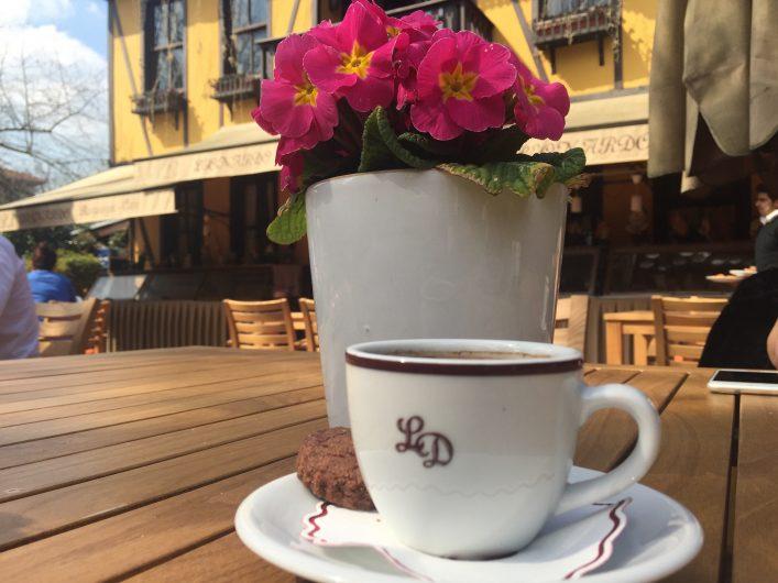 Leonardo restoran hafta sonları Polonezköy'ün en uğrak yeri