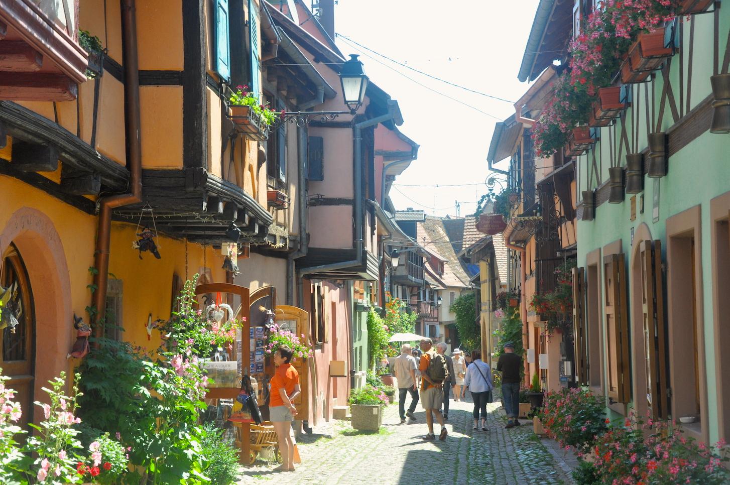 eguisheim gezilecek yerler