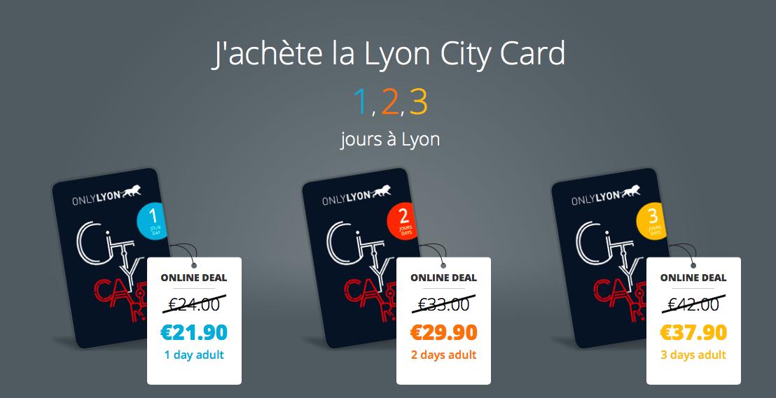 Lyon kart sahiplerine birçok avantaj sunuyor