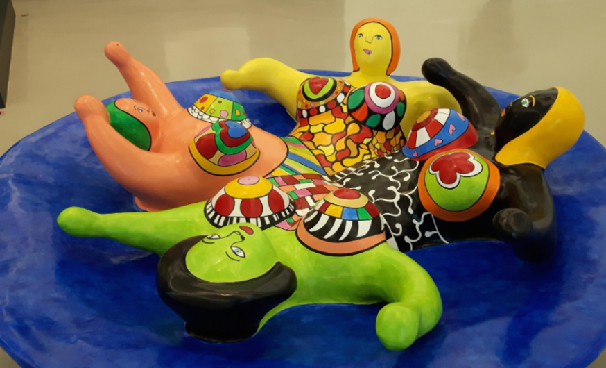 Modern sanata meraklıysanız Mamac'a bir uğrayın derim