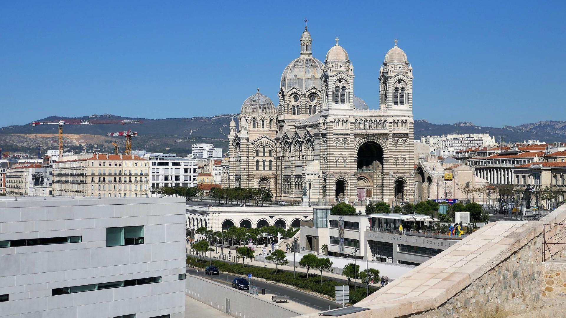 marsilya katedrali 1