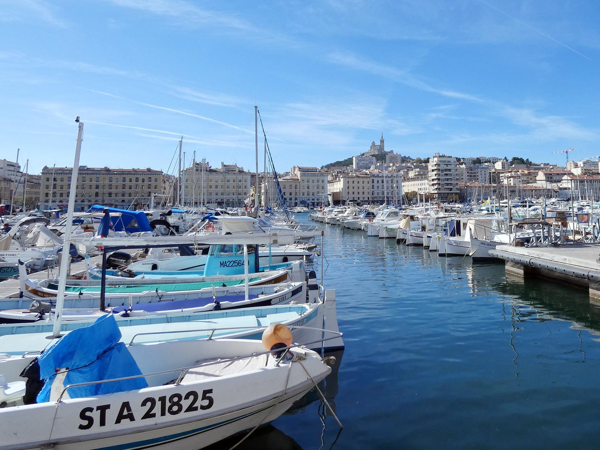 marsilya old port