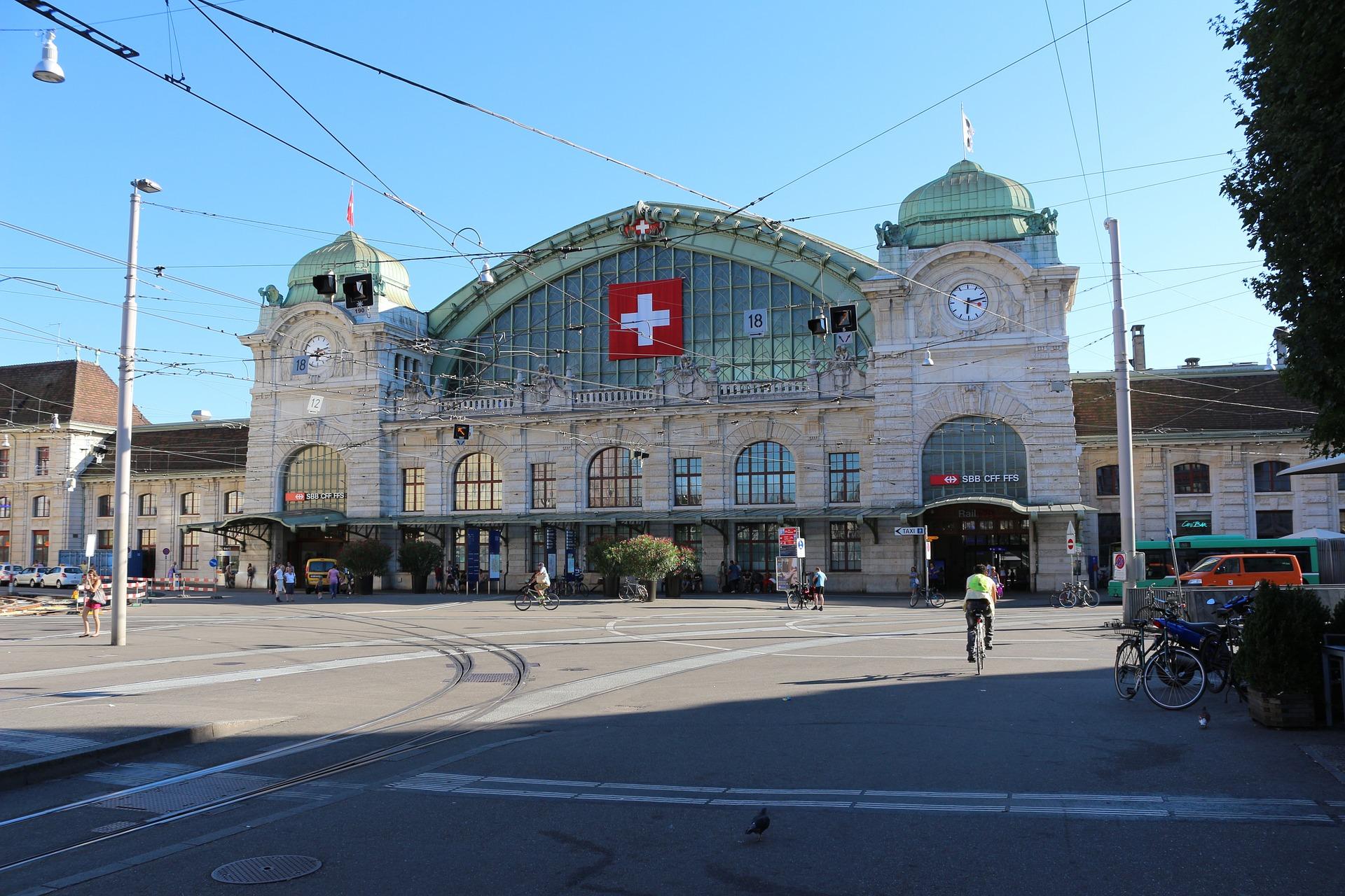 basel tren istasyonu 1