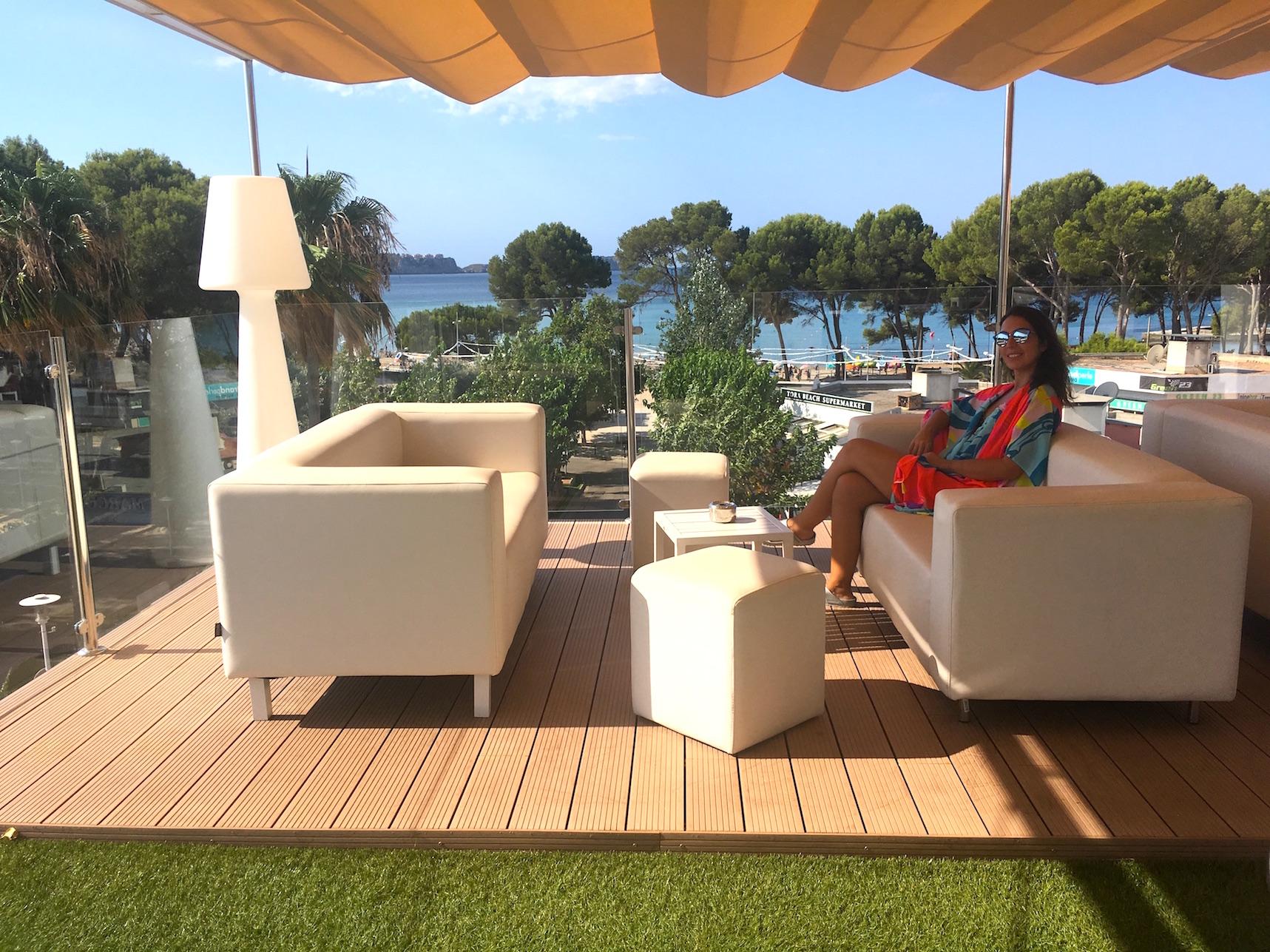 Mallorca morlans garden 1