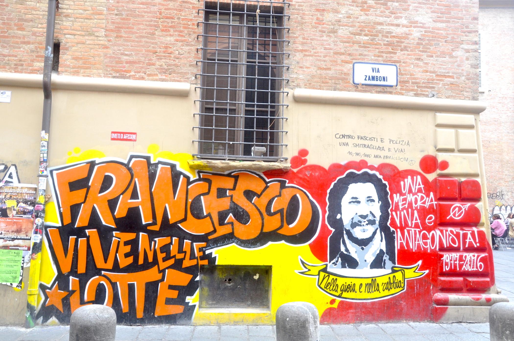 bologna graffitileri 1