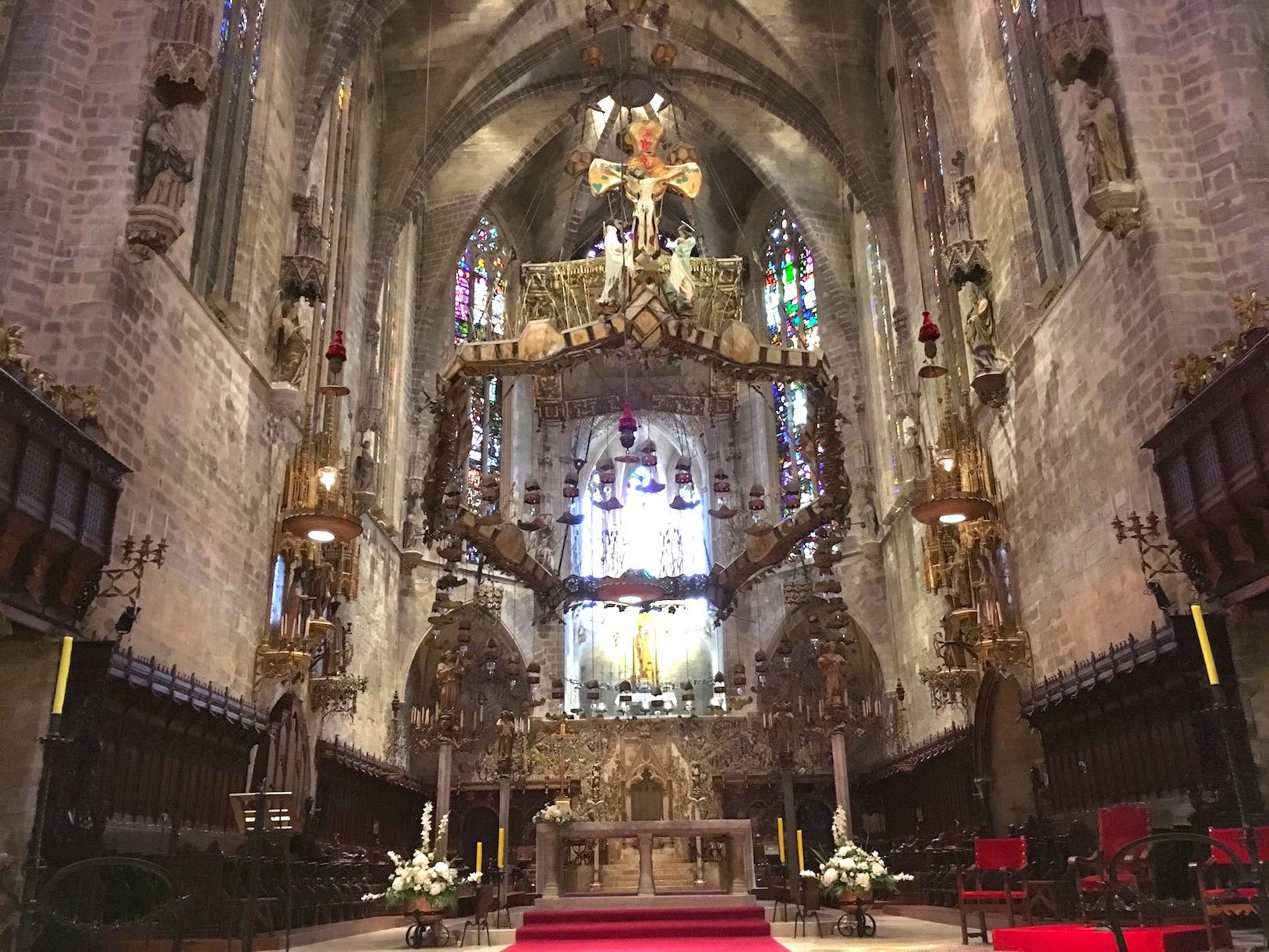 mallorca katedrali 1