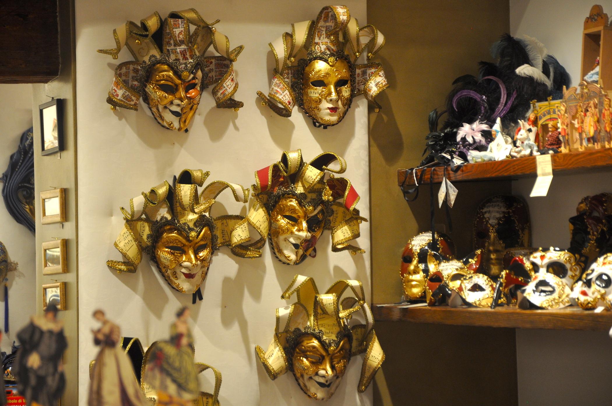 venedik maskeleri 1