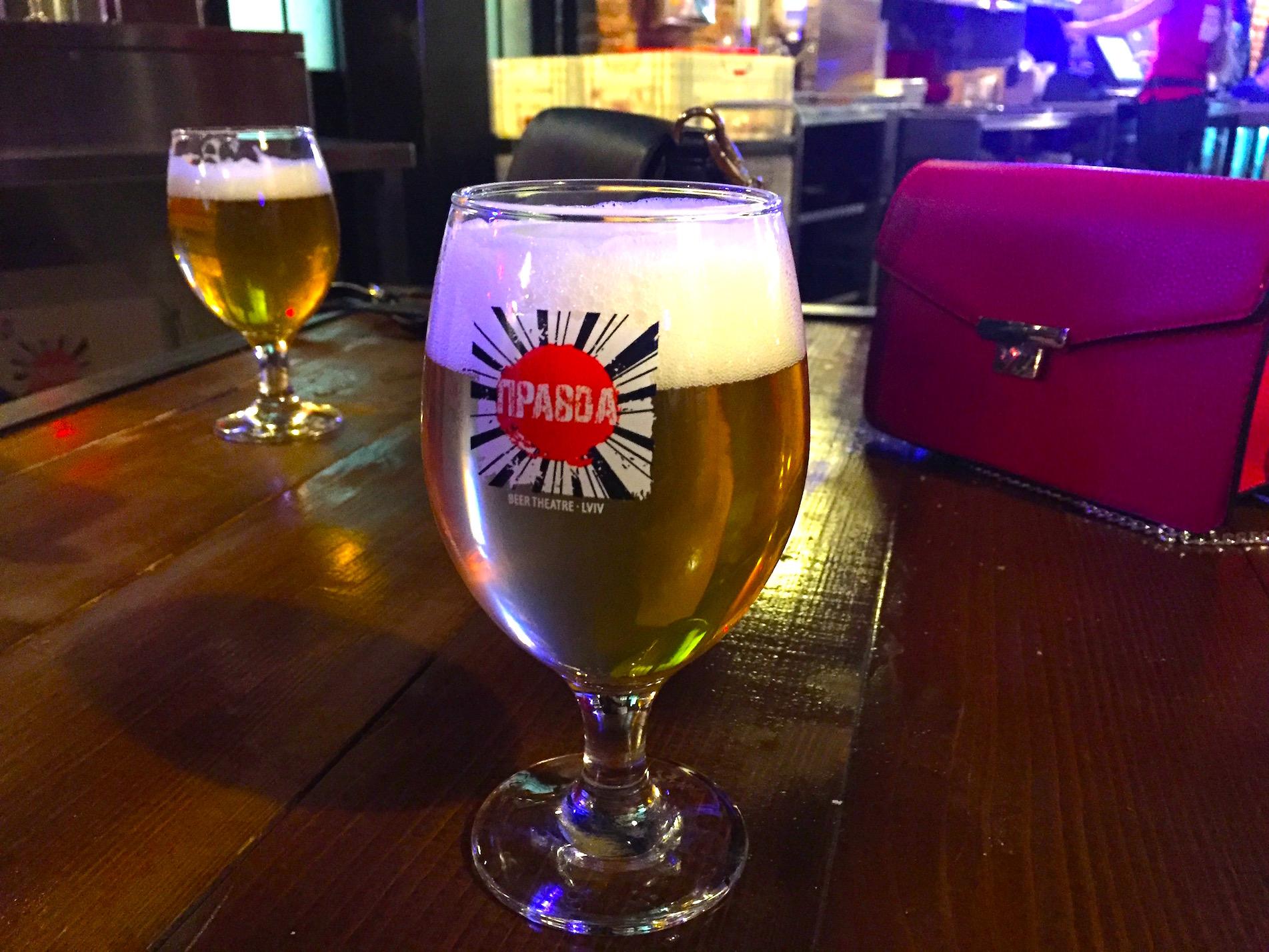 beer theatre lviv 1