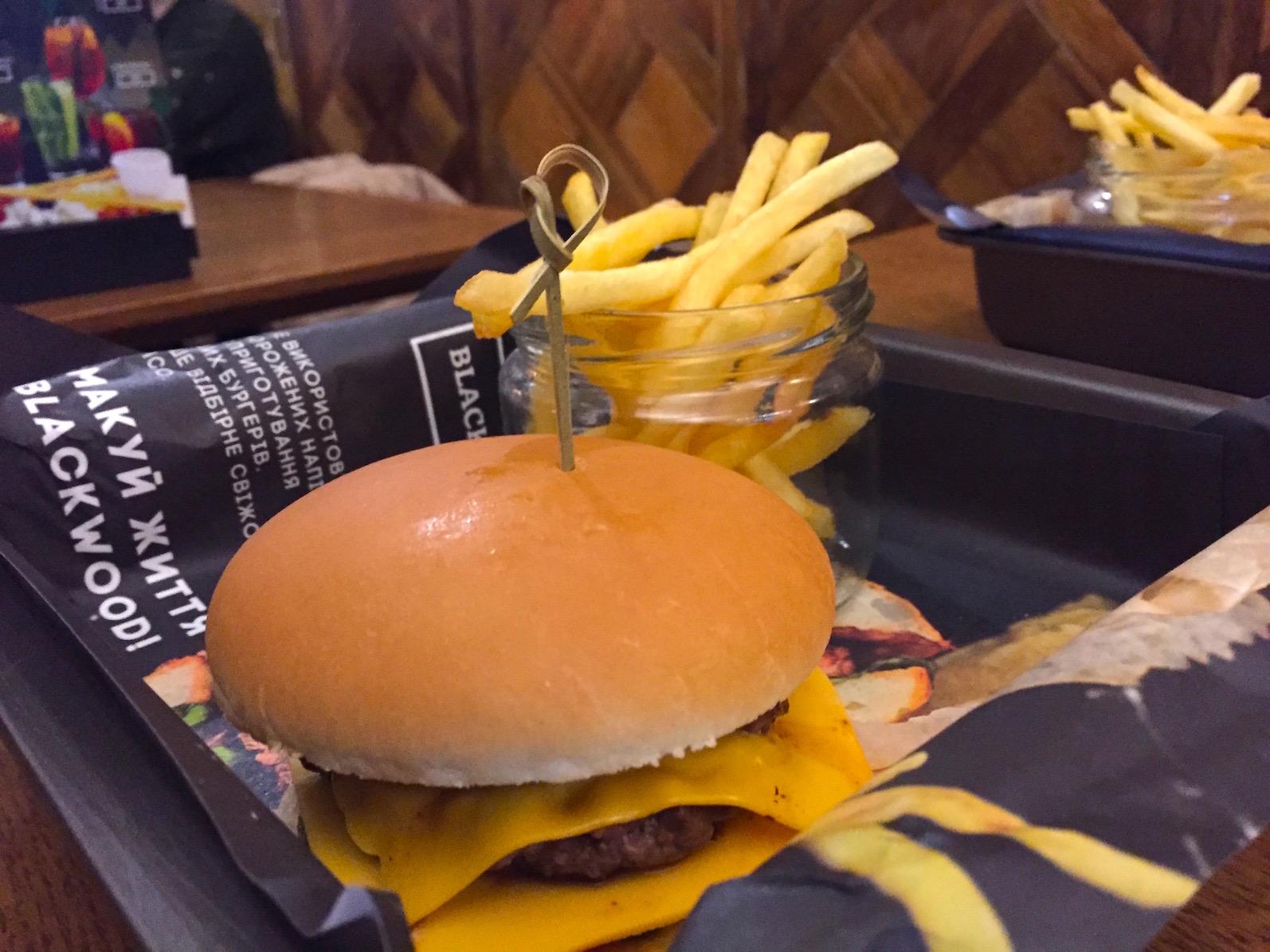 blackwood burger lviv 1