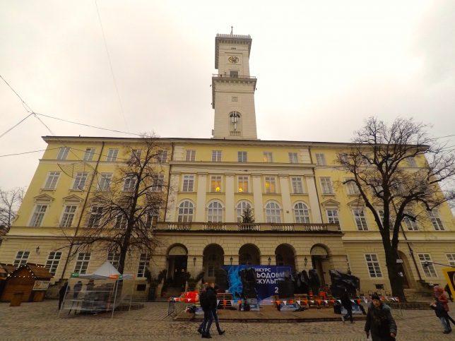 Lviv-Belediye-Binası