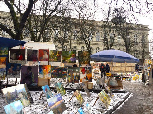 Lviv-bit-pazarı