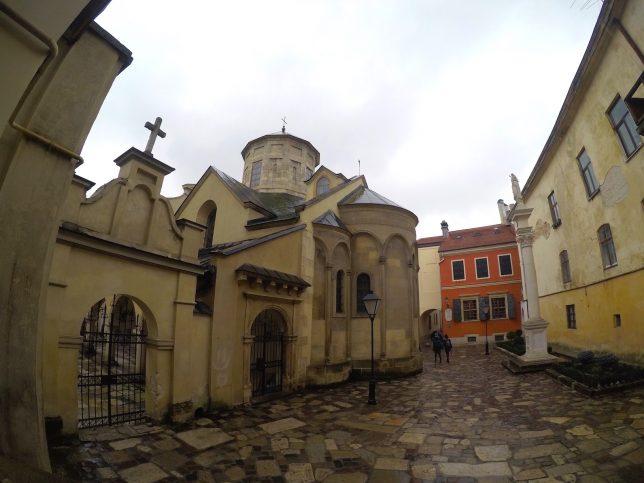 Lviv—Ermeni-Katedrali