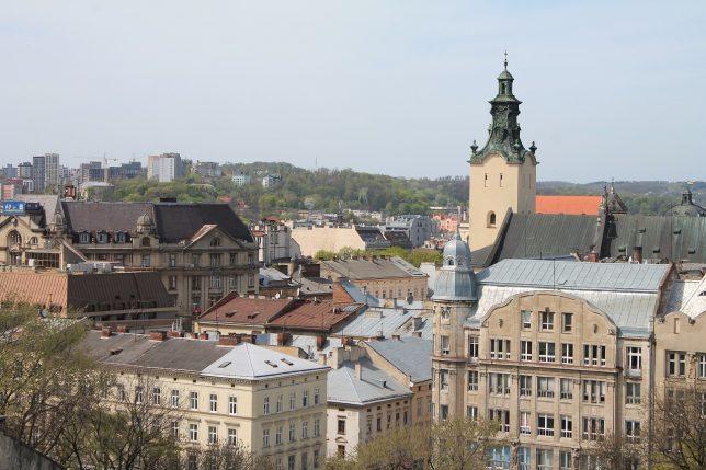 Lviv-gezi