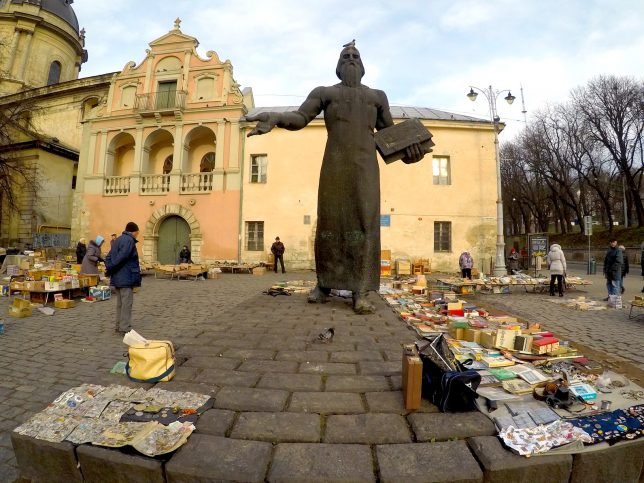 Lviv bit pazari