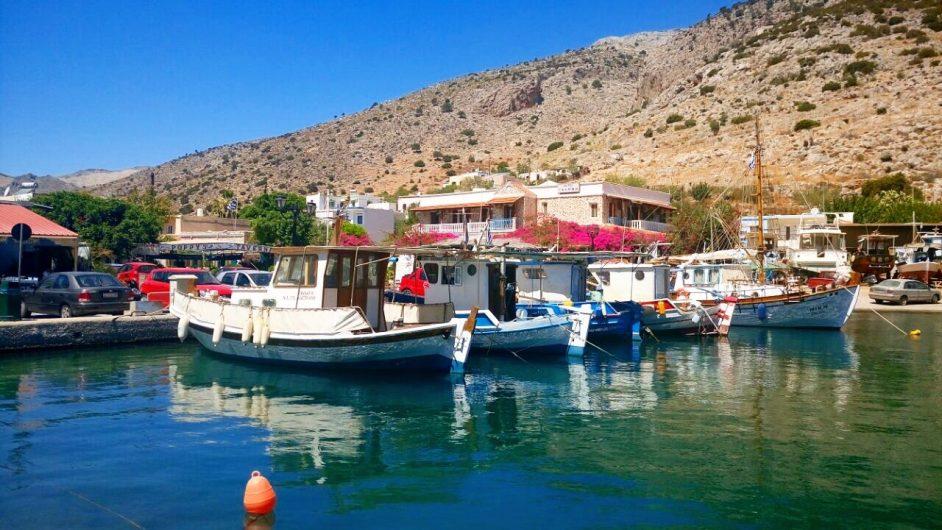Gördüğüm en güzel Yunan Adaları'ndan biri Kalimnos'tu