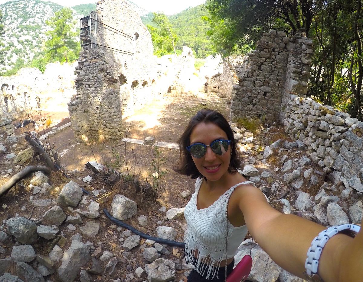 olimpos antik kenti gezisi