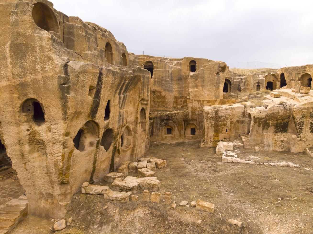 dara antik kenti 1