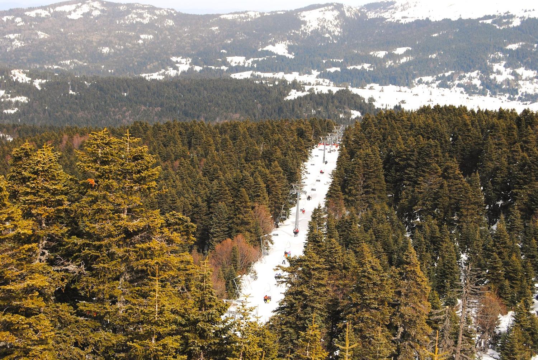 uludag kayak merkezi