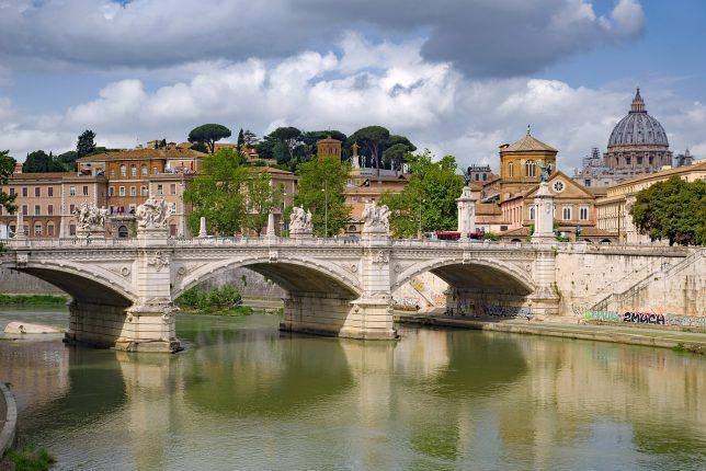 roma nerede kalinir