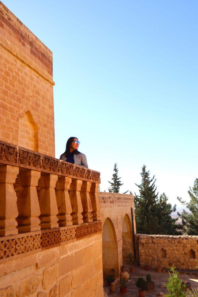 deyrulzafaran manastiri 1