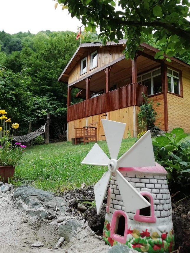 kartal vadisi dag evleri