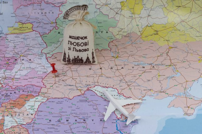 Lviv sehir haritasi