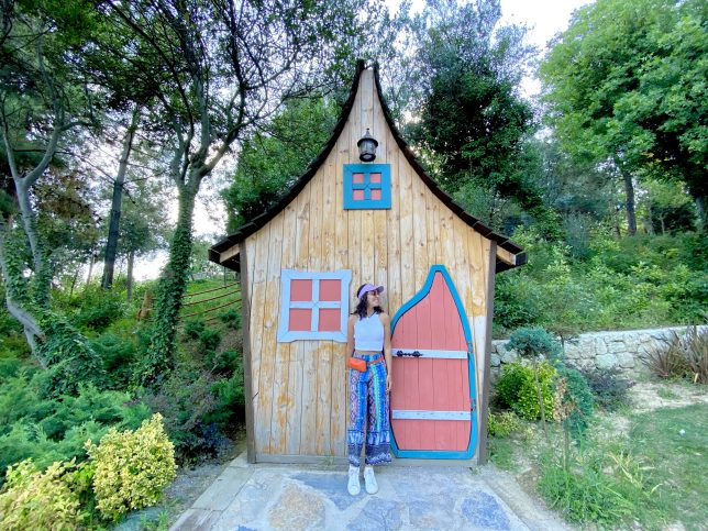 Darica hobbit evleri