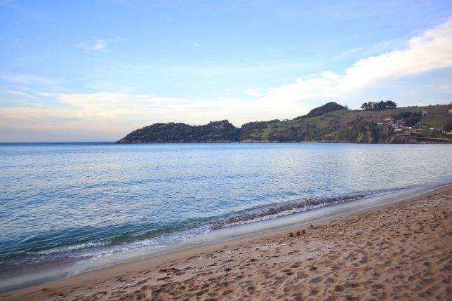 Guzelcehisar plaji 1