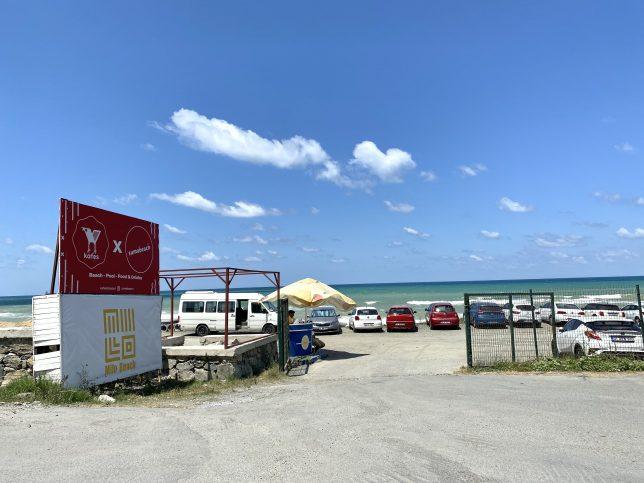 Kilyos suma beach