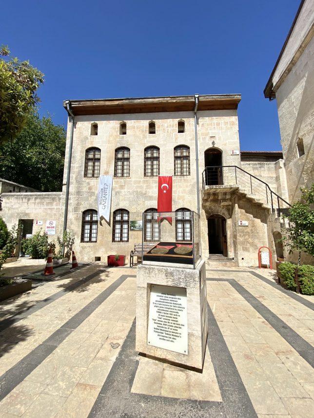 Ataturk ani muzesi