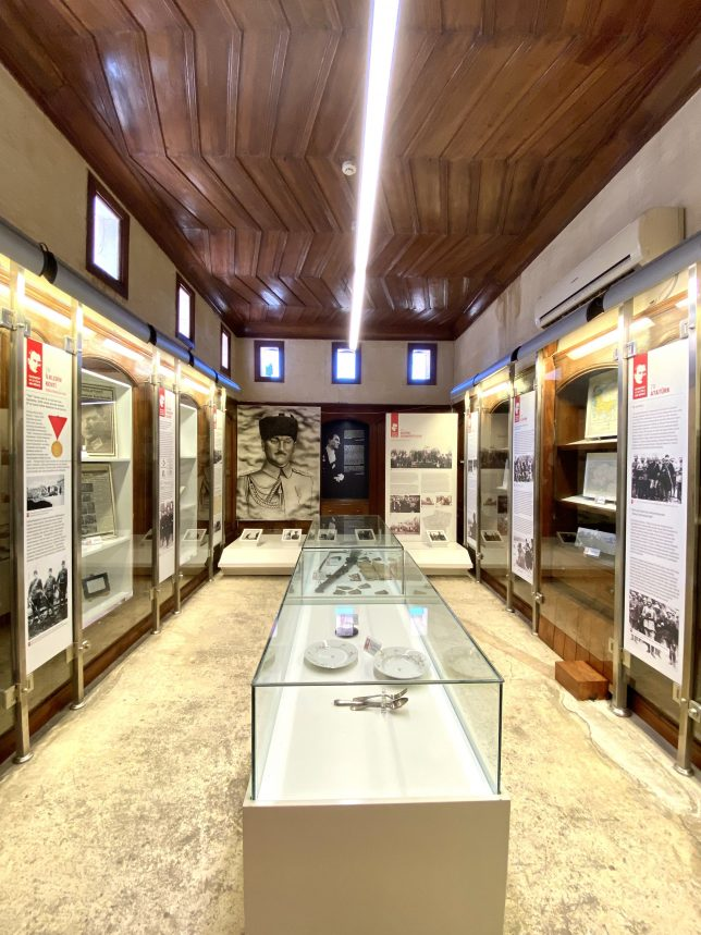 Ataturk ani muzesi bey mahallesi