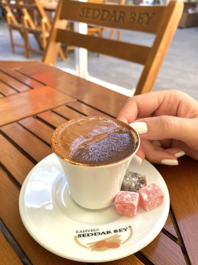 Kahveci seddar bey